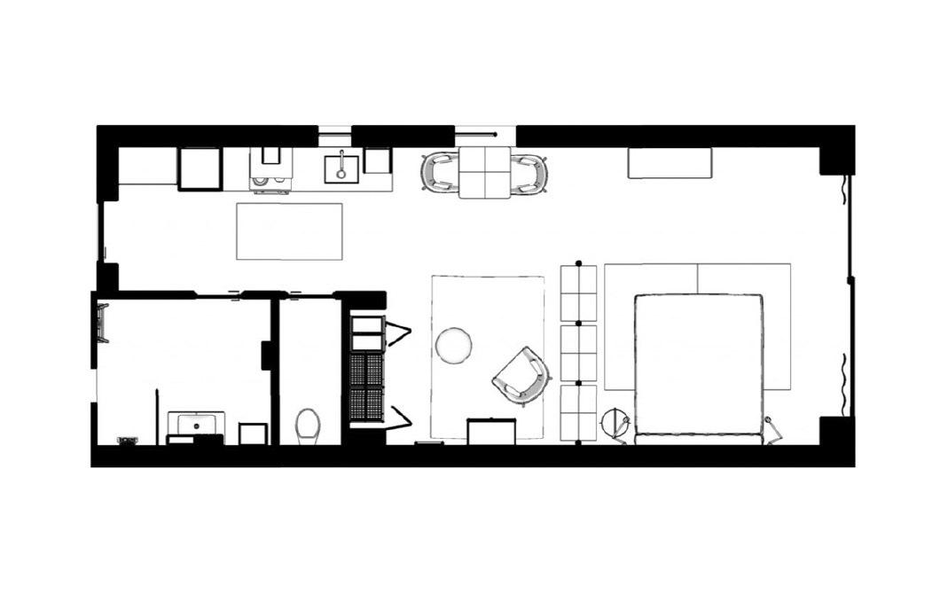 家居平面圖