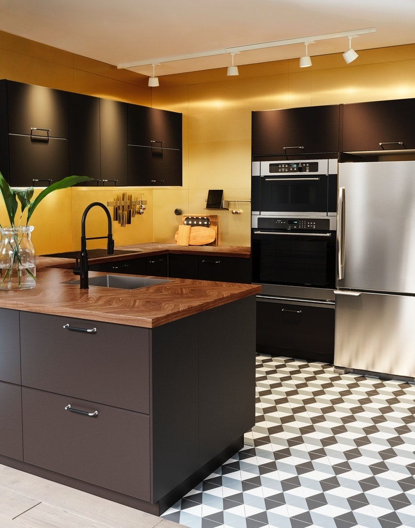 A kitchen that reflects the true, and stylish, you
