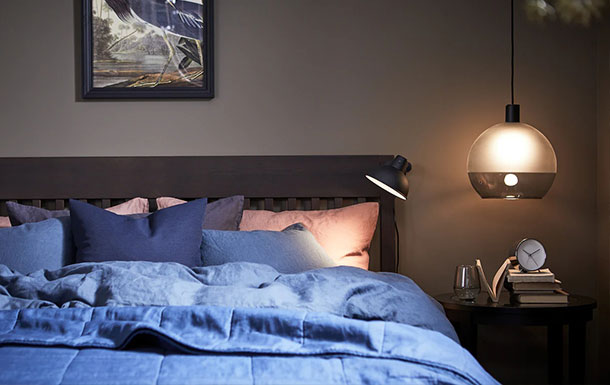 Home 1| The work-free bedroom of dreams