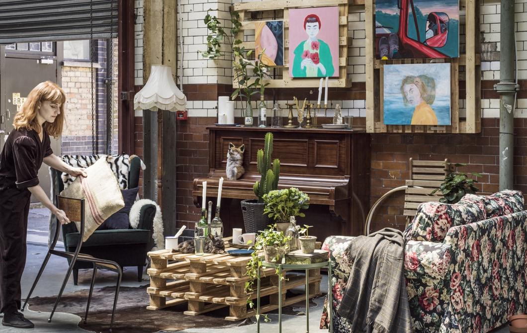 家居巡禮:共享空間的客廳布置好主意