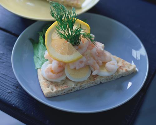 Shrimp sandwich image