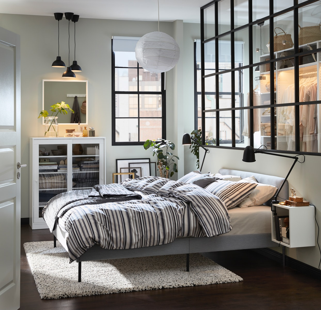 Dream big in this affordable bedroom