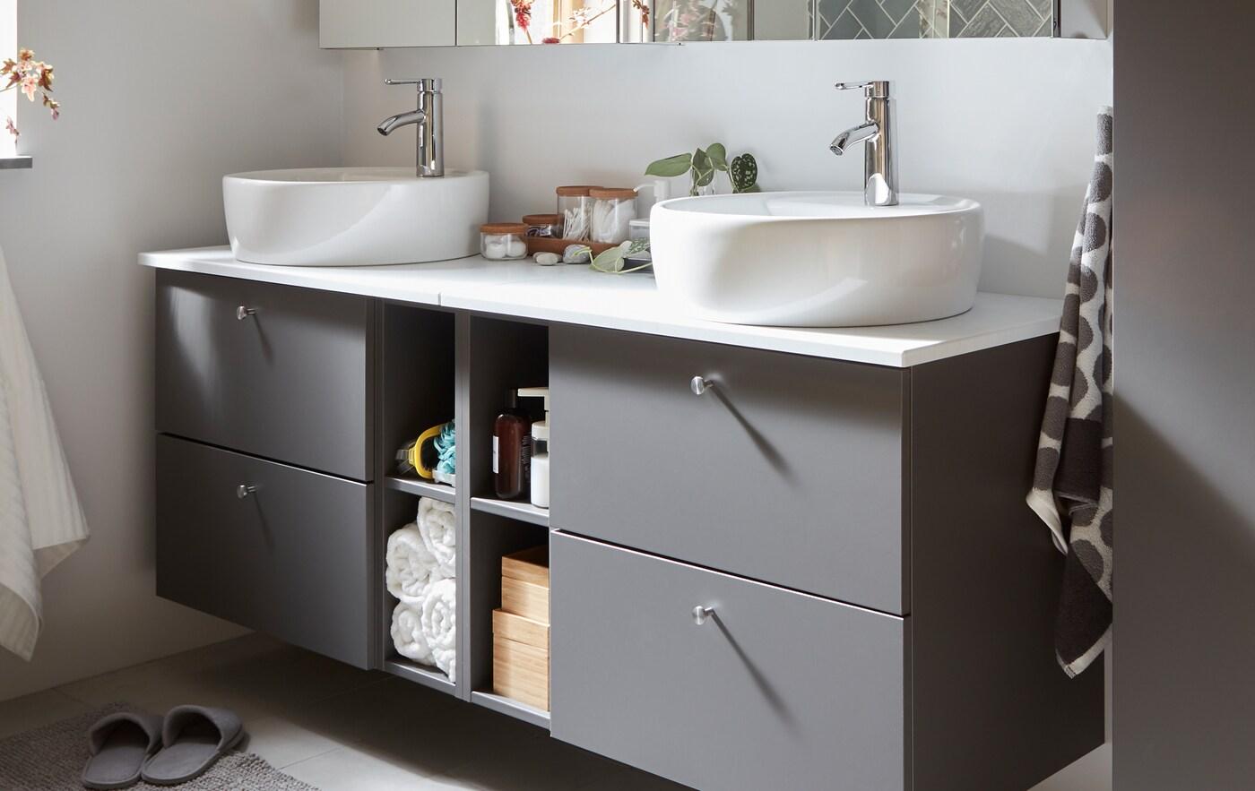 Simple ideas that make your bathroom grow