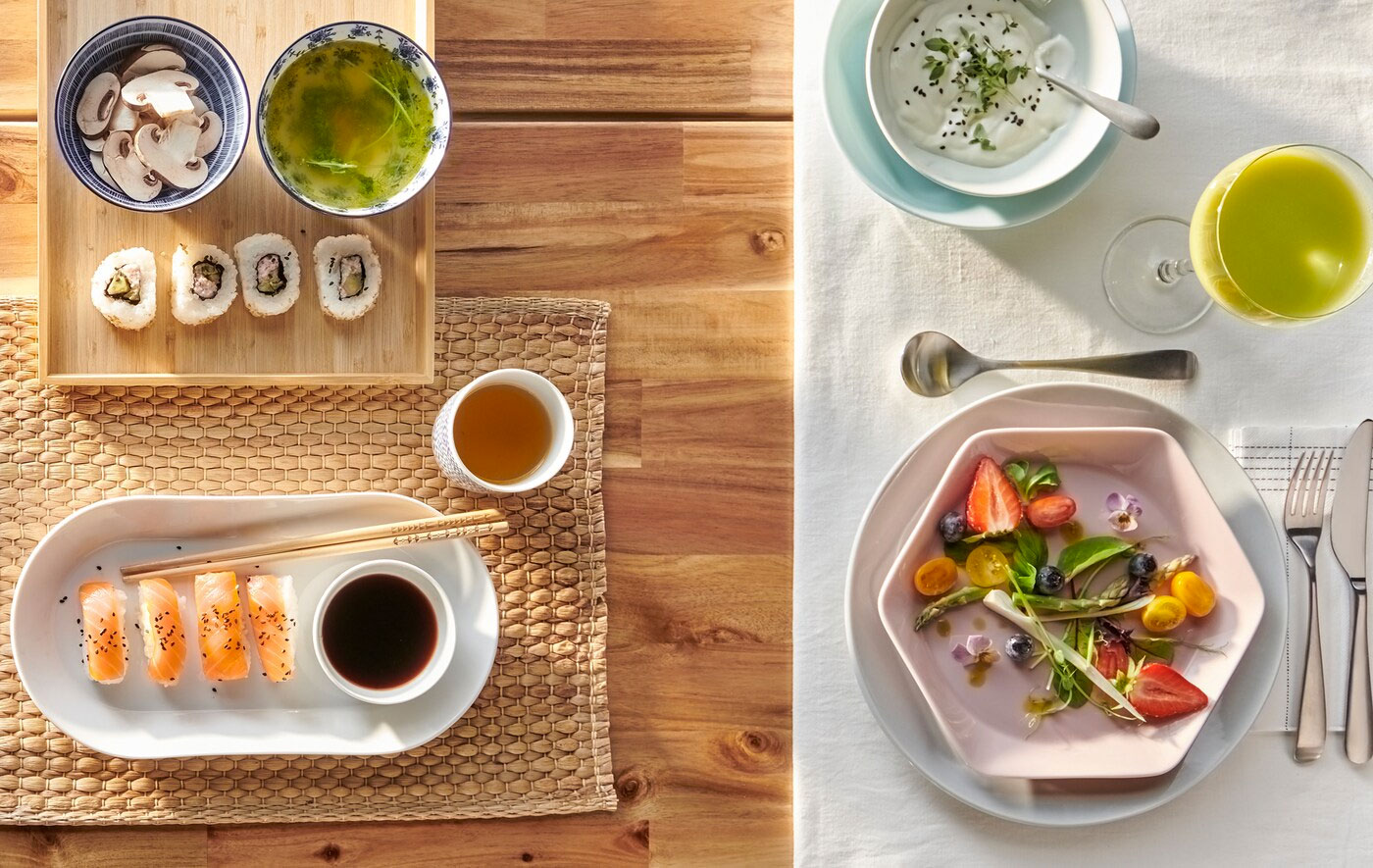 Ideas that make every meal special