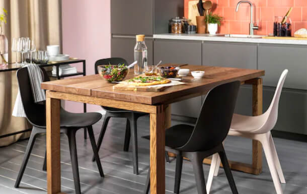 3 easy ideas for kitchen and dinning organisation