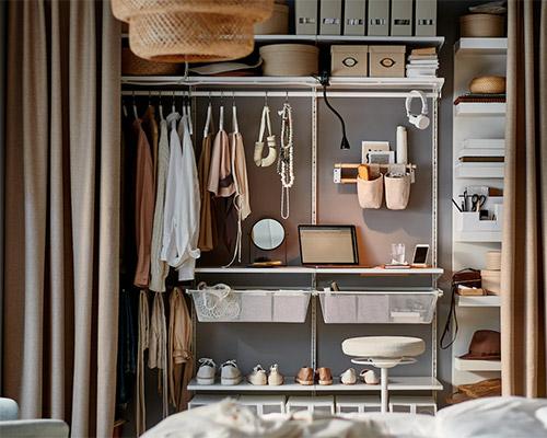 Get set in your on/off bedroom workspace