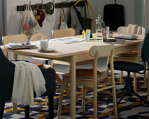 Dining chair ideas that let you create an inclusive table