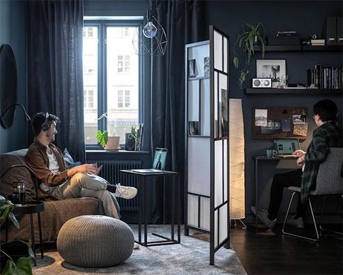 劃分家居空間  打造私人工作區