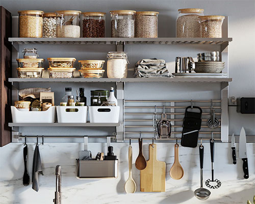 How to get a more professional kitchen at home
