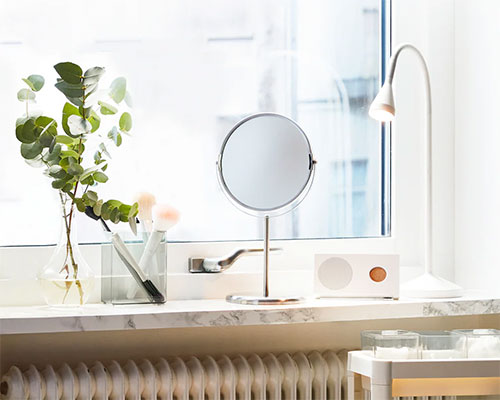 8 ways to set up a vanity table