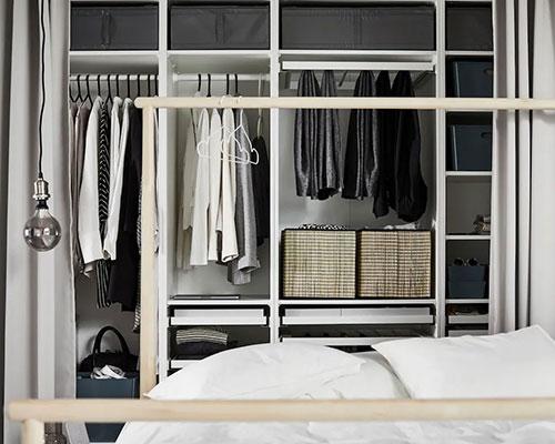 照顧全家的衣櫃