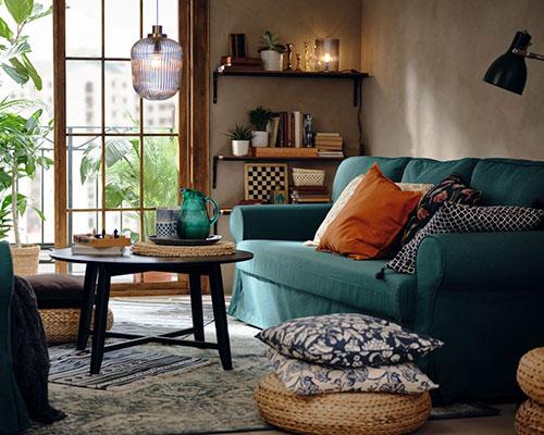舒適愜意的小客廳