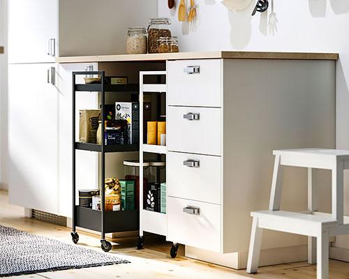兼具個人風格的共用廚房