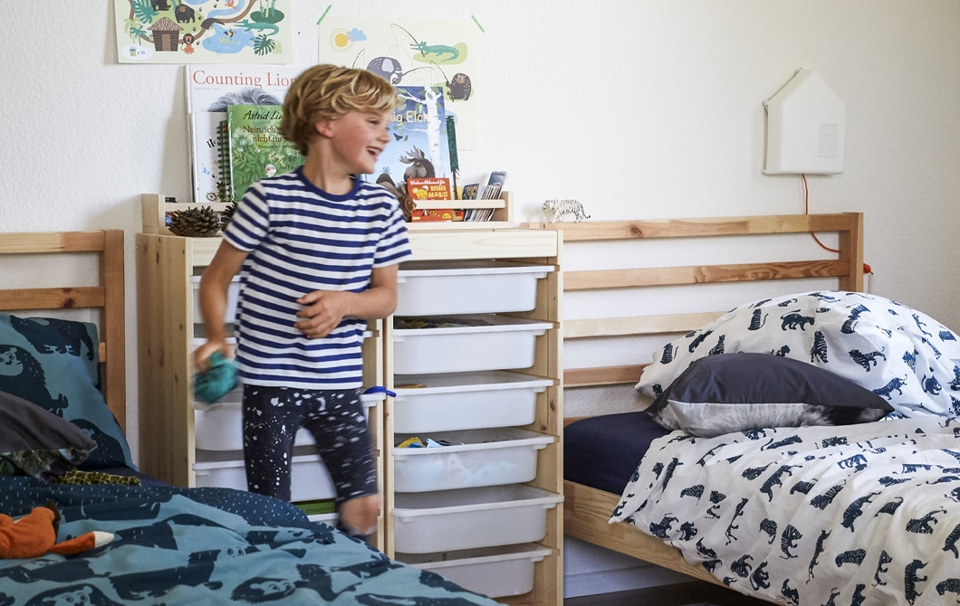 Home visit: tips for a playful kids' room makeover