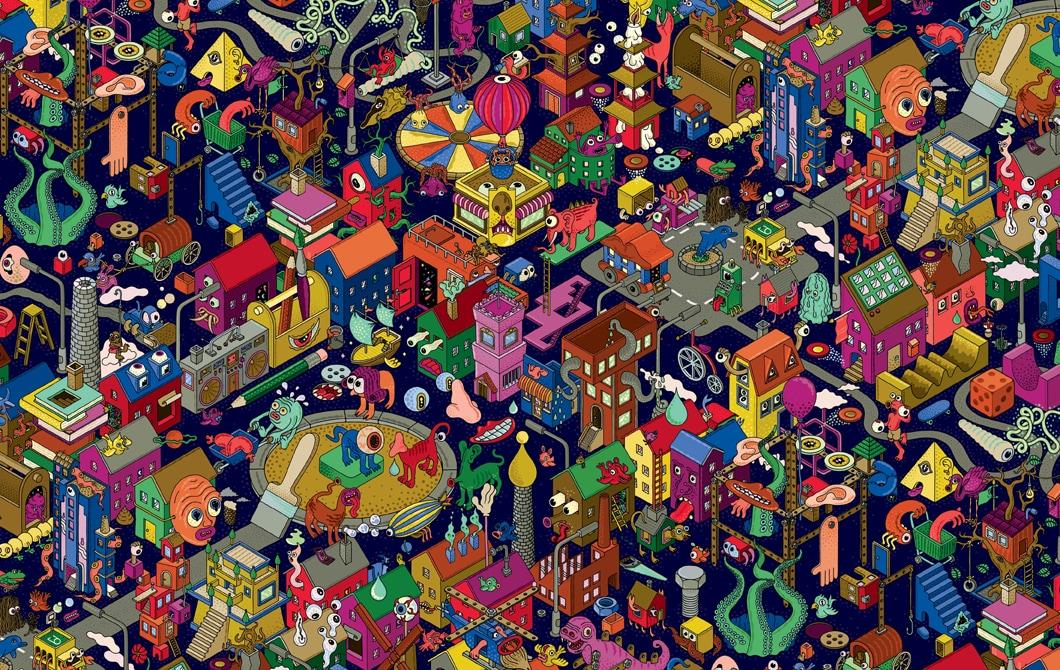 LUSTIGT系列帶您走進充滿趣味的遊戲世界
