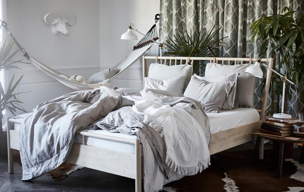 三種睡房風格 展開美好一天