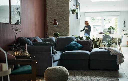 家居巡禮:凝聚家人的家庭公寓