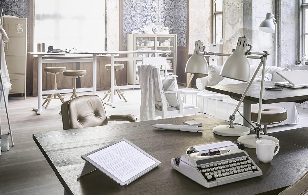 改善工作間的四種布置新法