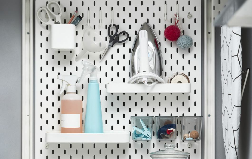 整理洗衣房的貼士