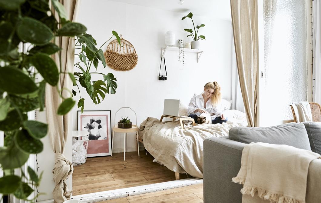 家居巡禮:城中的開放式公寓