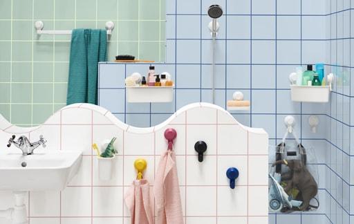 輕鬆以免安裝配件升級浴室