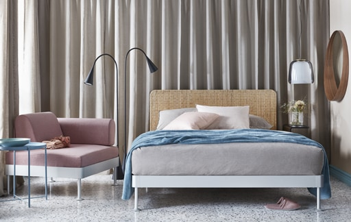 Tom Dixon x IKEA part 2: the bed of dreams