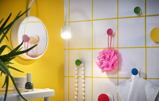 二人共用的小浴室