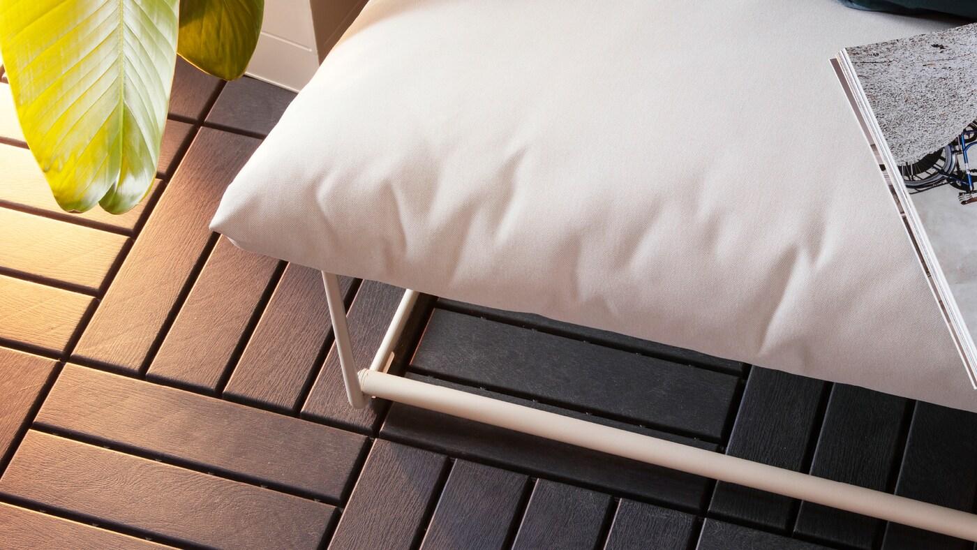 4步驟輕鬆打造帶有個人風格的戶外地板