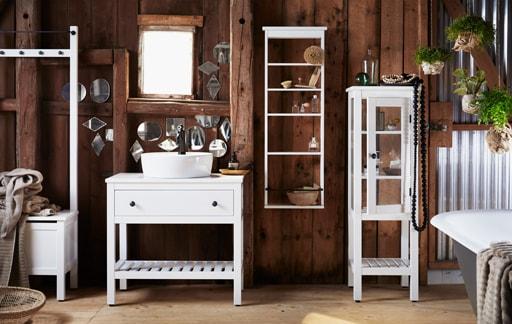 專為小空間而設的浴室傢具