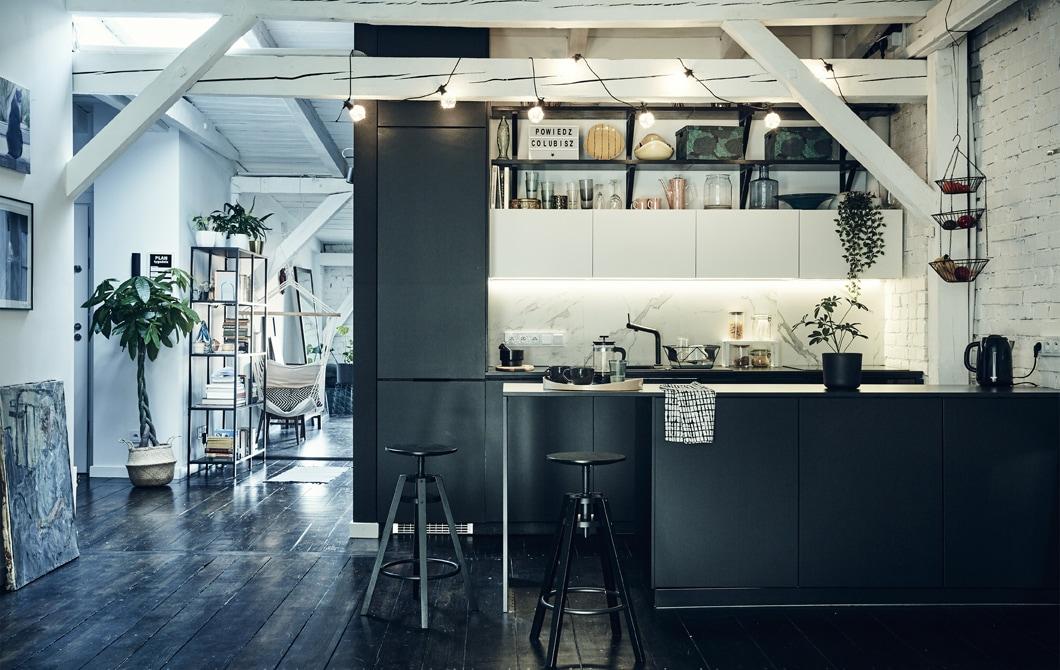 家居巡禮:打造簡約現代的寫意閣樓